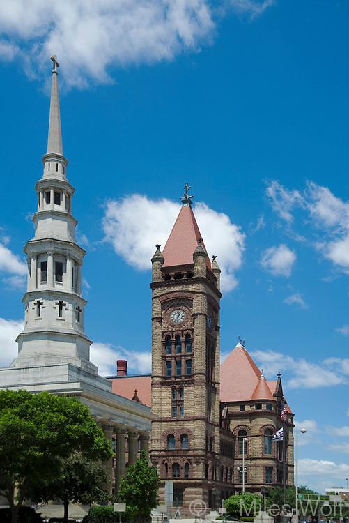 City Hall Cincinnati Ohio