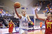 Cile 30/07/2011<br /> Campionato Mondiale Femminile U19<br /> Italia-Cina<br /> nella foto: Giulia Maffenini<br /> foto ciamillo-castoria