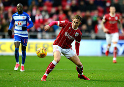 Josh Brownhill of Bristol City - Mandatory by-line: Dougie Allward/JMP - 26/12/2017 - FOOTBALL - Ashton Gate Stadium - Bristol, England - Bristol City v Reading - Sky Bet Championship