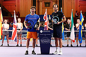 Champions Tennis, 09-12-2018. 091218