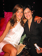 Victoria's Secret Model Alexandra with her Mother<br />Victoria's Secret Post Show Party<br />The Armory<br />New York, NY, USA<br />Thursday, November 14, 2002<br />Photo By Celebrityvibe.com