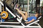 Liz Johnson - Paralympian Swimmer