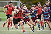 20150902 Hurricanes U15 Rugby Tournament - Ingiewood College v Bishop Viard College