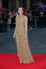 OCT 08 2014 Opening of London Film Festival