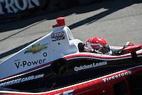 AJ Allmendinger, Toyota Grand Prix of Long Beach, Streets of Long Beach, Long Beach, CA USA 04/21/13