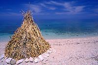 beach between Skala and Poros, Kefalonia Greece. travel, lifestyle