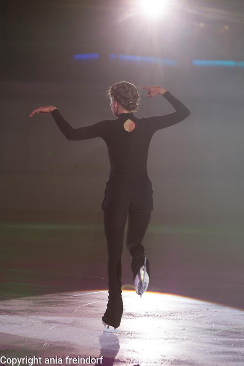International Ice Skating Gala, Courchevel, France, 20 July 2017, Polina Ustinkova, Member of National Team, Swiss,