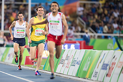 Louis RADIUS, FRA, Athletisme, Athletics, 1500m - T38 at Rio 2016 Paralympic Games, Brazil