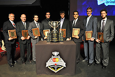 2012 CHL Awards Ceremony