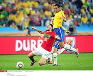 2010 World Cup - Portugal v Brazil