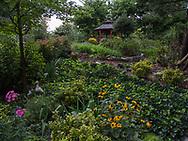 Bruce's Garden at Isham Park