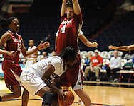 """Ole Miss vs. Arkansas at the C.M. """"Tad"""" Smith Coliseum in Oxford, Miss. on Thursday, January 12, 2012."""