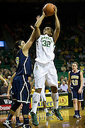 WACO, TX - DECEMBER 12:  Brooklyn Pope #32 of the Baylor University Bears shoots the ball against the Oral Roberts University Golden Eagles on November 13, 2012 at the Ferrell Center in Waco, Texas.  (Photo by Cooper Neill/Getty Images) *** Local Caption *** Brooklyn Pope
