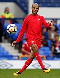 Guido Pizarro of Sevilla - Mandatory by-line: Matt McNulty/JMP - 06/08/2017 - FOOTBALL - Goodison Park - Liverpool, England - Everton v Sevilla - Pre-season friendly