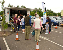 Pictured: <br /> <br /> Destination Drive launch. The initiative aims to help older drivers stay safe on the road. Open invitation to first drop-in session where you can get a free assessment drive and try the current theory and hazard perception tests. <br /> <br /> Ger Harley   EEm 12 June 2018