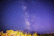 Milky Way from the parking lot on Gooseberry Neck, Westport Massachusetts