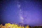 Milky Way from the parking lot on Gooseberry Neck, Westport Massachusetts