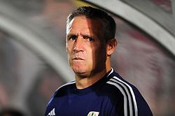 Bristol City first team coach, John Pemberton - Photo mandatory by-line: Joe Dent/JMP - Tel: Mobile: 07966 386802 08/10/2013 - SPORT - FOOTBALL - London Road Stadium - Peterborough - Peterborough United V Brentford - Johnstone Paint Trophy