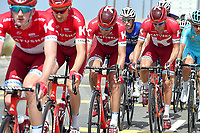 KRISTOFF Alexander (NOR) Team Katusha (RUS), during the 7th Tour of Oman 2016, Stage 3, Al Sawadi Beach - Naseem Park (176,5Km), on February 18, 2016 - Photo Tim de Waele / DPPI