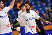 Daniel Hackett<br /> Nazionale Italiana Maschile Senior<br /> Eurobasket 2017 - Group Phase<br /> Ucraina Italia Ukraine Italy<br /> FIP 2017<br /> Tel Aviv, 02/09/2017<br /> Foto M.Ceretti / Ciamillo - Castoria
