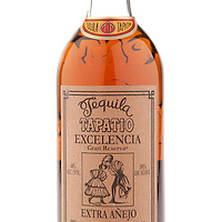 Tapatio Excelencia Gran Reserva Extra Añejo (US) -- Image originally appeared in the Tequila Matchmaker: http://tequilamatchmaker.com