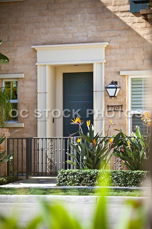 Charming Front Door Detail
