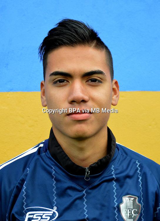 Colombia League - Postobom Liga 2014-2015 -<br /> Fortaleza Futbol Club  - Colombia / <br /> Juan Felipe Torres
