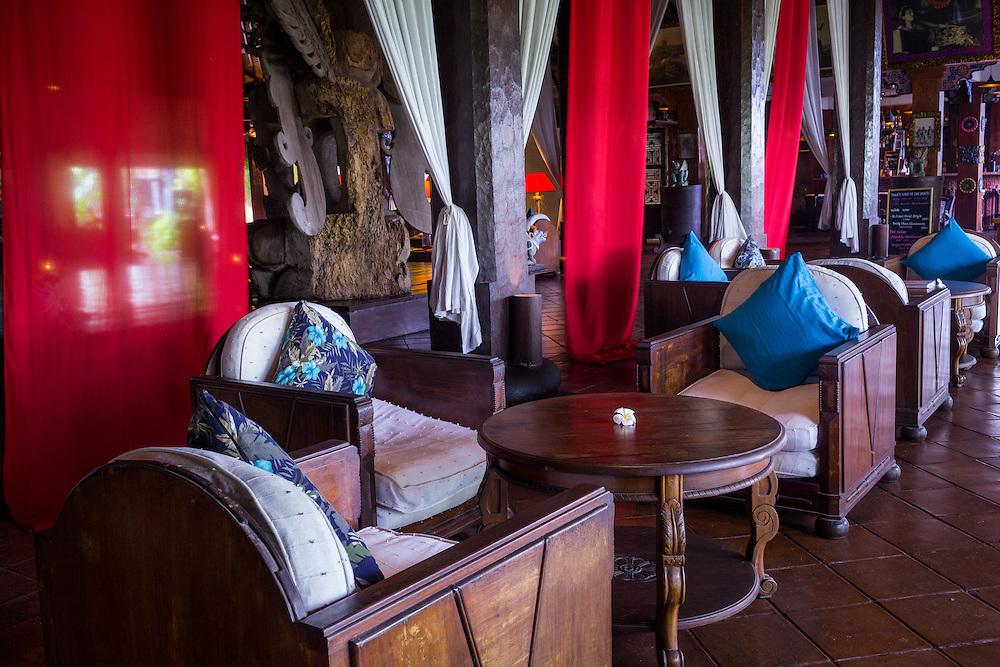 Wantilan Agung Dining Banquet at Tugu Hotel Bali.