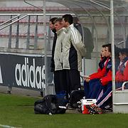 Ajax A1 - Willem II A1, temaleiding