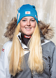 08.10.2016, Olympia Eisstadion, Innsbruck, AUT, OeSV Einkleidung Winterkollektion, Portraits 2016, im Bild Christine Holzer, Snowboard, Damen // during the Outfitting of the Ski Austria Winter Collection and official Portrait Photoshooting at the Olympia Eisstadion in Innsbruck, Austria on 2016/10/08. EXPA Pictures © 2016, PhotoCredit: EXPA/ JFK