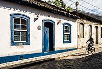 Centro histórico de São Francisco do Sul. São Francisco do Sul, Santa Catarina, Brasil. / Historic center of Sao Francisco do Sul. Sao Francisco do Sul, Santa Catarina, Brazil.