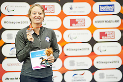 JORDAN Cortney USA at 2015 IPC Swimming World Championships -  Women's 50m Butterfly S7
