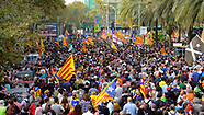 Catalonia celebrates Vote - 27 Oct 2017