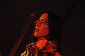 Leila Lopez Concert at 2011 Tucson Folk Festival
