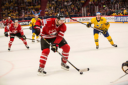 09.05.2013, Globe Arena, Stockholm, SWE, IIHF, Eishockey WM, Schweden vs Canada, im Bild Canada Kanada 11 Jordan Staal // during the IIHF Icehockey World Championship Game between Sweden and Canada at the Ericsson Globe, Stockholm, Sweden on 2013/05/09. EXPA Pictures © 2013, PhotoCredit: EXPA/ PicAgency Skycam/ Johan Andersson..***** ATTENTION - OUT OF SWE *****