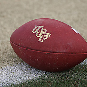 A UCF team football during an NCAA football game between the Boston College Eagles and the UCF Knights at Bright House Networks Stadium on Saturday, September 10, 2011 in Orlando, Florida. (AP Photo/Alex Menendez)