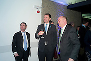 JEREMY MAYHEW; JEREMY HUNT; NICK KENYON, LA Philharmonic reception, Fountain room, Barbican. 27 January 2011 -DO NOT ARCHIVE-© Copyright Photograph by Dafydd Jones. 248 Clapham Rd. London SW9 0PZ. Tel 0207 820 0771. www.dafjones.com.
