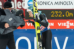 Michael Hayboeck of Austria during Ski Flying Individual Competition at Day 4 of FIS World Cup Ski Jumping Final, on March 22, 2015 in Planica, Slovenia. Photo by Vid Ponikvar / Sportida