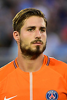 Kevin Trapp of PSG during the International Champions Cup match between Paris Saint Germain and Tottenham Hotspur on July 22, 2017 in Orlando, United States. (Photo by Dave Winter/Icon Sport)