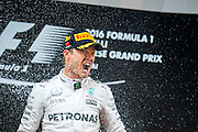 April 15-17, 2016: Chinese Grand Prix, Shanghai, Nico Rosberg  (GER), Mercedes