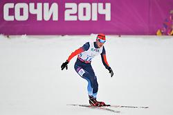 KARACHURIN Azat, Biathlon at the 2014 Sochi Winter Paralympic Games, Russia