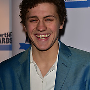Dylan Llewellyn Attend the Annual awards celebrating the best of British comic talent on 19 March 2018 at Pizza Express Live, Holborn, london, UK.