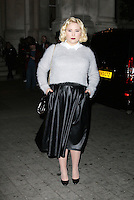Hayley Hasselhoff, The Langham Hotel, London UK, 20 February 2014, Photo by Richard Goldschmidt
