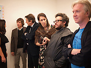 JOSE MARTOS; BRYAN FERRY; LAURA GOLDSTEIN; HALUK AKAKCE; PHILIP TREACY,  Haluk Akakce; Coming Home. Exhibition of work at the Alison Jacques Gallery. 29 April 2010. *** Local Caption *** -DO NOT ARCHIVE-© Copyright Photograph by Dafydd Jones. 248 Clapham Rd. London SW9 0PZ. Tel 0207 820 0771. www.dafjones.com.<br /> JOSE MARTOS; BRYAN FERRY; LAURA GOLDSTEIN; HALUK AKAKCE; PHILIP TREACY,  Haluk Akakce; Coming Home. Exhibition of work at the Alison Jacques Gallery. 29 April 2010.