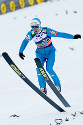 Jure Sinkovec of Slovenia during Flying Hill Individual at 2nd day of FIS Ski Jumping World Cup Finals Planica 2012, on March 16, 2012, Planica, Slovenia. (Photo by Matic Klansek Velej / Sportida.com)