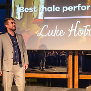 NLD/Amsterdam/20160601 - Uitreiking Porna Awards 2016, winnaar Luke Hotrod, Best Male Sex actor