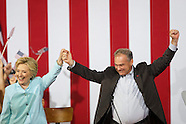 20160723 - Hillary Clinton Announces Tim Kaine As Running Mate in Miami