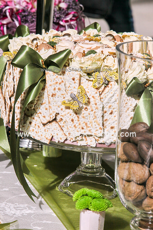 Decorated Passover cakes (Kosher for pesach)