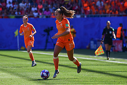 June 29, 2019 - Valenciennes, France - Lieke Martens (NED) during the quarter-final between in ITALY and NETHERLANDS the 2019 women's football World cup at Stade du Hainaut, on the 29 June 2019. (Credit Image: © Julien Mattia/NurPhoto via ZUMA Press)