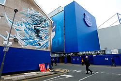 A general view of Goodison Park home to Everton- Mandatory by-line: Robbie Stephenson/JMP - 23/04/2018 - FOOTBALL - Goodison Park - Liverpool, England - Everton v Newcastle United - Premier League